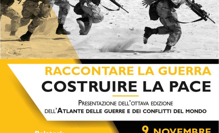 Pisa, alle Officine Garibaldi presentazione dell'ottava edizione dell'Atlante delle guerre e dei conflitti del mondo