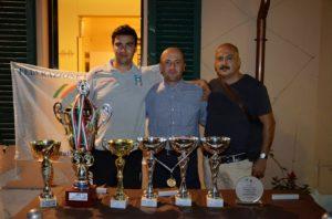 i primi tre classificati del campionato (1)