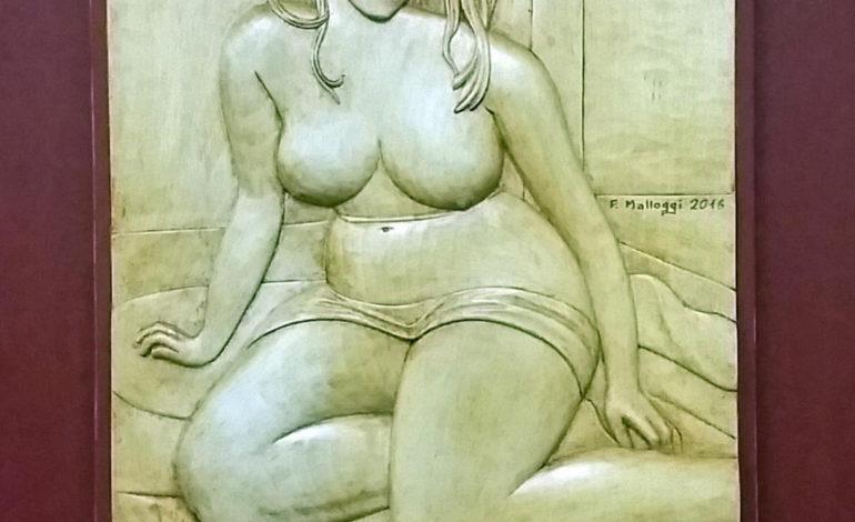 """""""Omaggio a Modigliani"""" al Museo della Ceramica L. Coccapani di Calcinaia"""