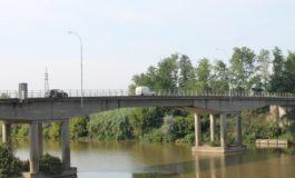 Lavori stradali, chiuso al transito il ponte di Calcinaia
