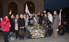 Assegno di 500 euro donato per l'ambulatorio ginecologico della Lega italiana lotta ai tumori