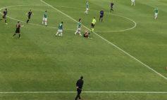 Prima sconfitta casalinga per i nerazzurri in campionato: Pisa-Pro Patria 0-2