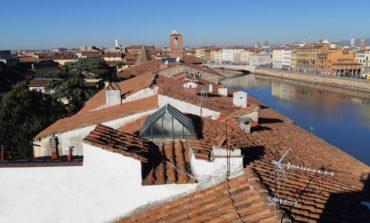 """Sabato 22 dicembre su Rai3 """"Bell'Italia"""" la Pisa vista dall'Arno"""