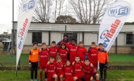"""Il Pisa Ovest categoria 2008 si aggiudica  il """"1 Trofeo Devitalia"""""""