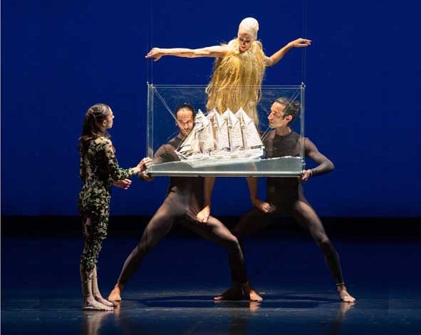 Danza, al Teatro Verdi di Pisa TEMPESTA con la compagnia ATERBALLETTO