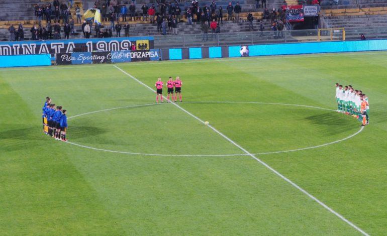 Altra vittoria dei nerazzurri: Pisa-Arzachena 2-0