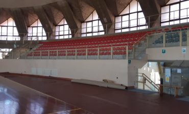 Pisa, il Palazzetto dello Sport torna alla capienza di 1273 persone