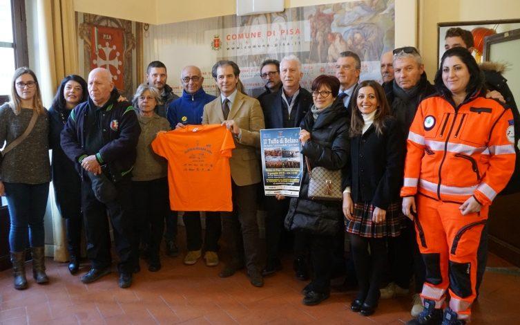 """Torna il """"Tuffo di Befana"""", Pisani e Livornesi insieme in nome della solidarietà"""