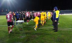 Brusca frenata per i nerazzurri nel derby contro l'Arezzo (Arezzo-Pisa 1-0)