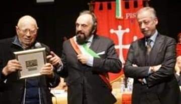 Lunedì 7 gennaio il Comune di Pisa rende omaggio all'opera di Alfredo Lucifero