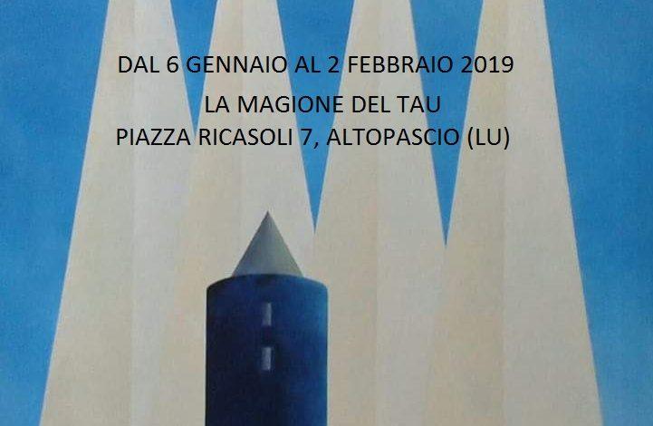 """Altopascio (Lucca), a """"La Magione del Tau"""" i """"Percorsi alternativi """""""