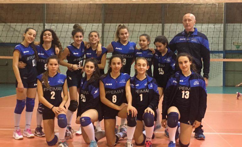 VBC Calci: le ragazze dell' Under 14 Femminile volano in finale!