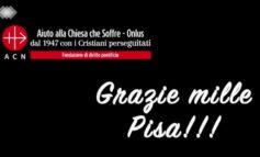 """Pisa prima città in Italia ad aiutare i bambini di Aleppo con il progetto """"Una goccia di latte"""""""