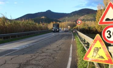 """Lavori al Ponte Lugnano, i commercianti: """"Crollo degli affari, situazioni insostenibili"""""""
