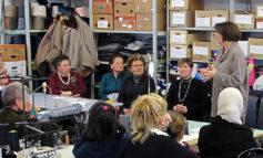 Sartoria della Solidarietà di Fornacette e Calcinaia, raccolti 1.500 Euro per i danni dell'incendio del Monte Serra