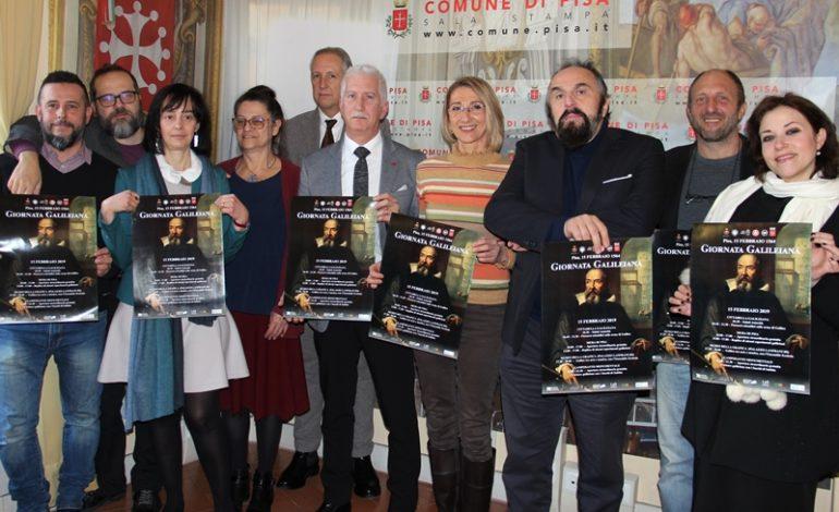 Pisa, il 15 febbraio la Giornata Galileiana