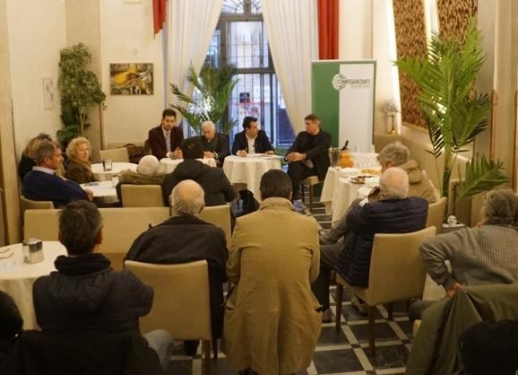 Pisa, gli assessori Pesciatini e Latrofa incontrano i commercianti