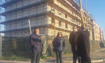 Case popolari, entro giugno pronti i nuovi alloggi al Cep