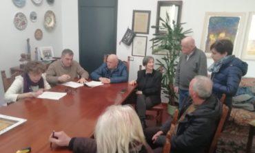 Calcinaia, firmato l'accordo tra Sindacati e Comune per il bilancio preventivo 2019