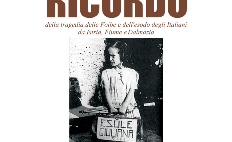 Giorno del Ricordo, Pisa rende omaggio alle vittime delle Foibe