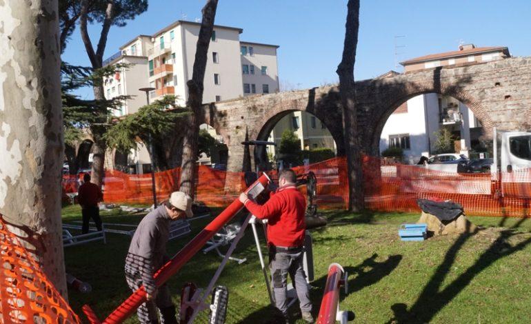 Pisa, cura del verde urbano, interventi in tutti i quartieri