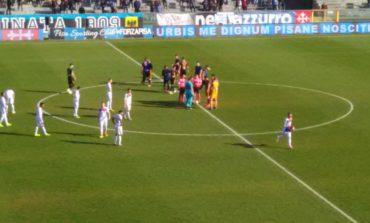 Ancora una vittoria: PISA-GOZZANO 2-0
