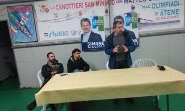 """Elezioni San Miniato, Giglioli: """"Al lago di Roffia una spiaggia come la Paris Plage"""""""