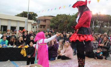 Domenica 17 febbraio arriva il Carnevale a Tirrenia