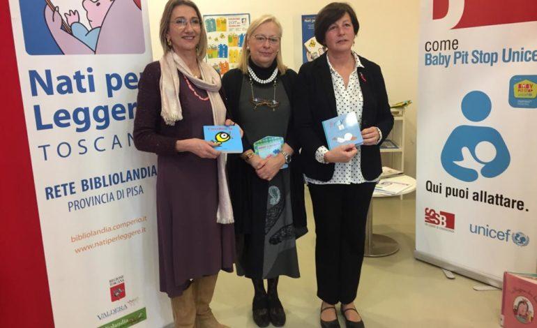 Pisa, l'iniziativa di Nati per Leggere, parole e storie per crescere alla SMSBiblio