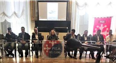 Presentato il Nuovo Consiglio Direttivo di Pisa nel Cuore