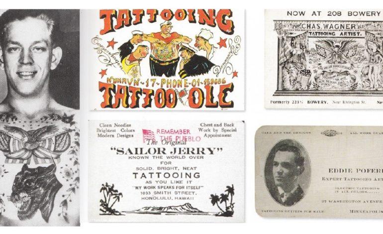 Sulla nostra pelle. Geografia culturale del tatuaggio