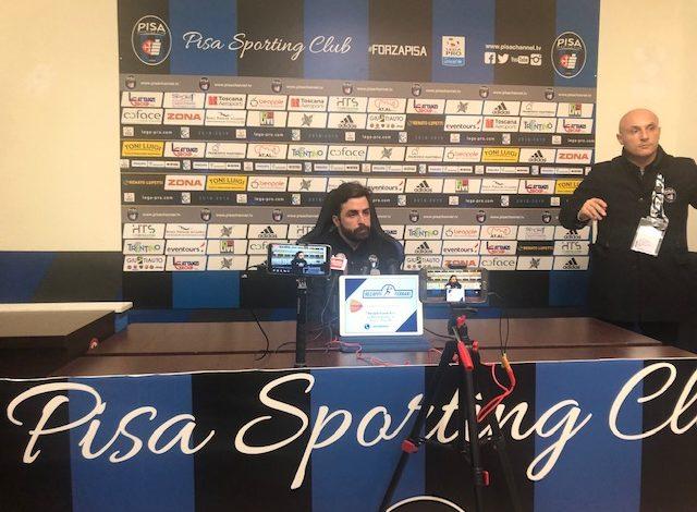 Interviste dopo Pisa Pro Vercelli