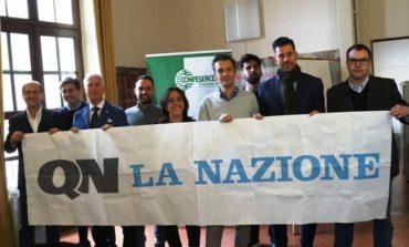 """Per festeggiare """"110 Pisa"""", ad aprile Vetrine Nerazzurre in città"""