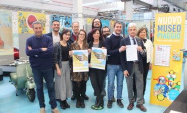 Firmato accordo quadro tra Museo Piaggio e imprenditori