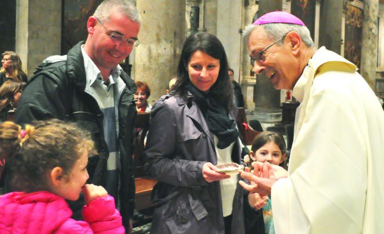 Festa dell'Annunciazione, a Pisa in Cattedrale le mamme in attesa di un figlio
