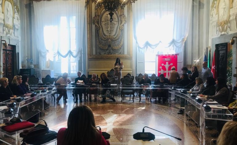 Pisa, prima seduta del nuovo Consiglio Cittadino per le Pari Opportunità
