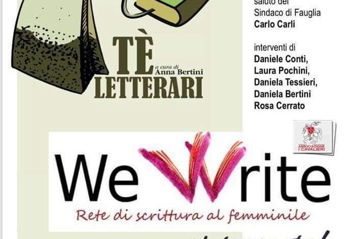 WeWrite Rete di scrittura al femminile si presenta
