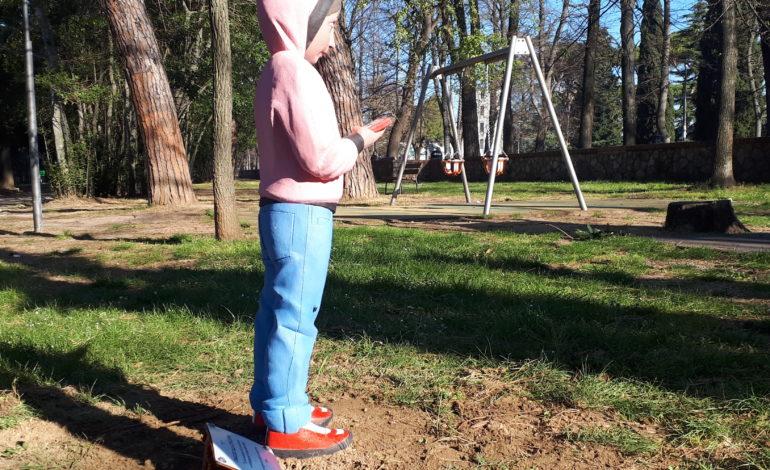 Pisa al parco di viale delle Piagge installata una scultura di Giovanni da Monreale