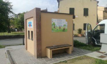 Acque SpA, riattivato il fontanello di Vicopisano