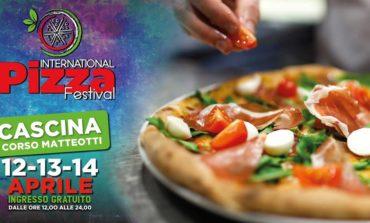 A Cascina tre giorni con il festival della pizza