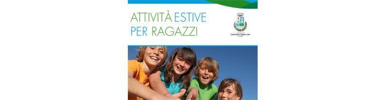 Casciana, attività estive per bambini e ragazzi