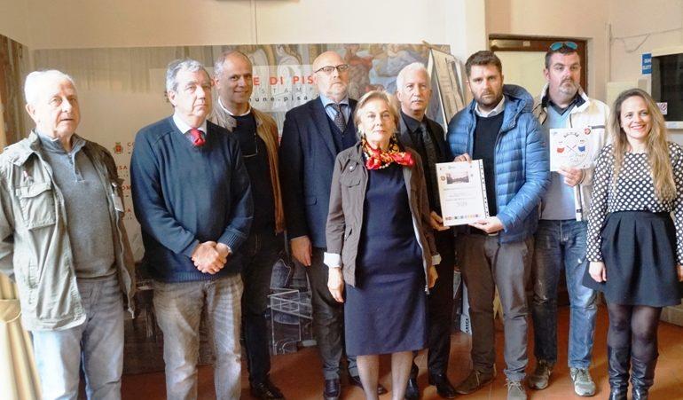 Tradizioni storiche e gastronomia pisana, torna il Gioco del Ponte a Tavola