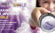 Domenica 19 maggio Giornata mondiale delle Malattie Infiammatorie croniche intestinali