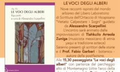 """Calci: presentazione del libro """"Le voci degli alberi"""""""