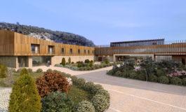 Nuovo Polo Integrato per la Salute in costruzione a San Giuliano Terme
