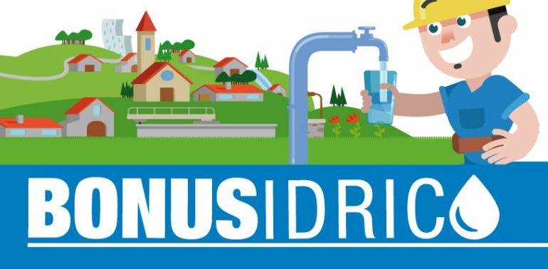 Possibiltà per il Bonus Idrico per i cittadini residenti nei comuni dell'Unione Valdera