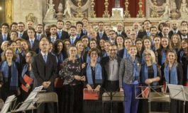 """Il """"Requiem"""" di Giuseppe Verdi eseguito dal Coro dell'Università nel Giugno Pisano"""