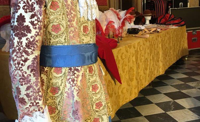 Gioco del ponte, presentati in anteprima i nuovi costumi e corredi per la sfilata