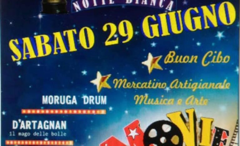 Perignano movie night: la notte bianca a Perignano!