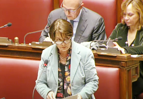 """Lucia Ciampi (PD): """"La triplice carica di Ceccardi non è sostenibile"""""""